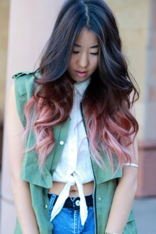 capelli-punte-rosa