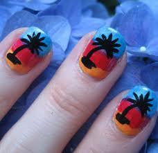 nail-art-palme