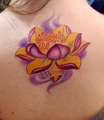 tatuaggio-fiore-di-loto