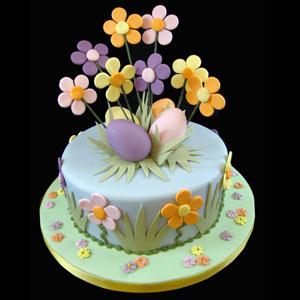 torta-fiori-uova