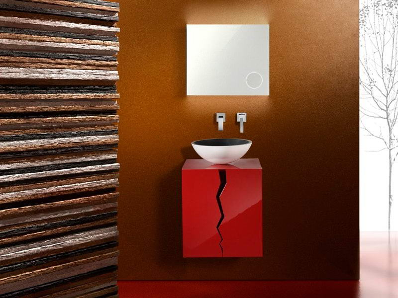 Idee bagno bizzarre e creative arredamento for Accessori arredo bagno design
