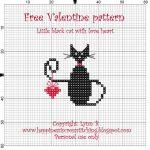 Valentine cat (2)