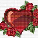 cuore-punto-croce