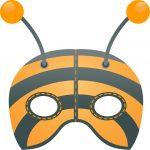 maschere di carnevale da colorareAPE 2