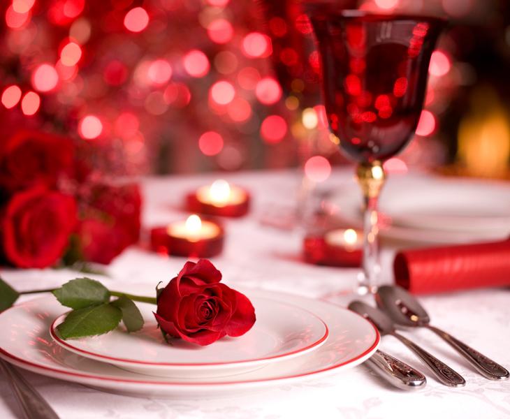Menu San Valentino : idee per una cena romantica - Donnee.it