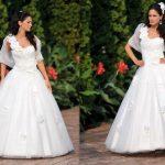 abiti da sposa campana c