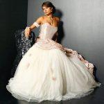 abiti da sposa corpetto
