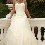 abiti da sposa corpetto a cuore