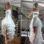 abiti da sposa corto