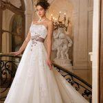 abiti da sposa fascia