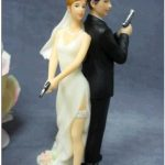 cake toppe4r statuine nozze