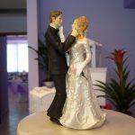 cake topper matrimonio