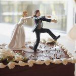 statuetta torta nuziale