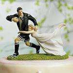 statuette di nozze topper cake sposi