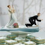 statuine torta di nozze