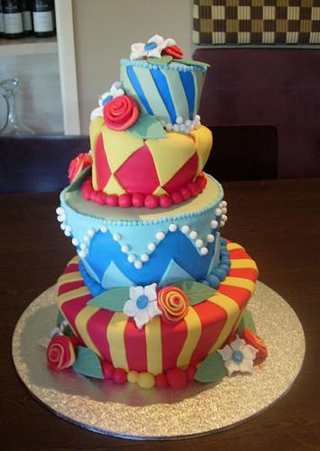 voi quale torta nuziale particolare scegliereste?