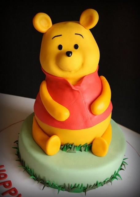 Decorazioni pasta di zucchero winnie the pooh cucina - Cucina winnie the pooh ...