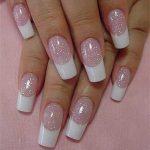 nail art gallery decorazione unghie sposa 2