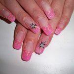 nail art gallery glitter