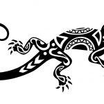tatuaggi tribali geco