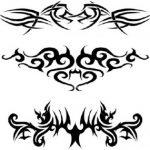 tatuaggio tribale 2