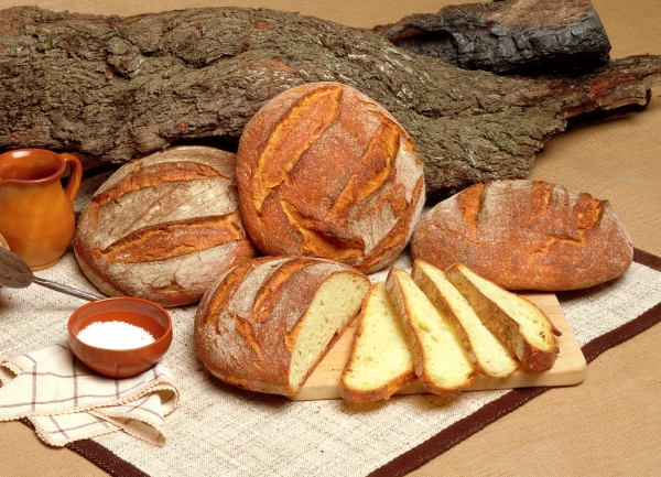 congelare il pane