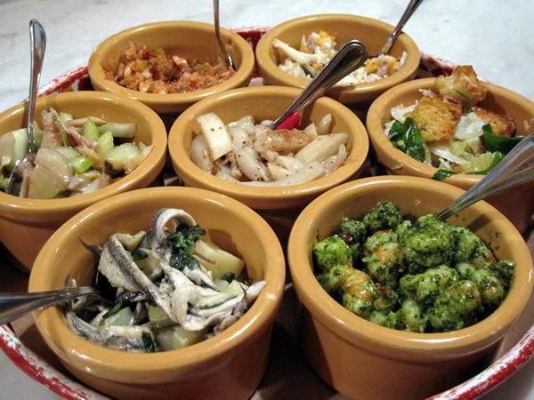 Cucina italiana i falsi miti nel mondo cucina for Feast of the fishes