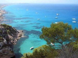Le spiagge più belle di Formentera-Baleari