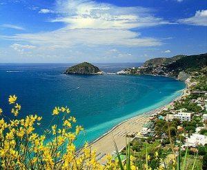 ischia spiaggia san montano